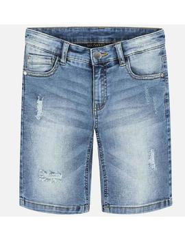 Bermuda Mayoral Denim 'earth friendly Kids Niño